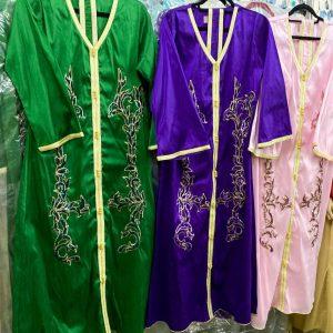 أثواب مغربية